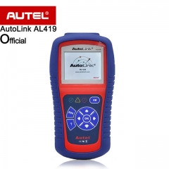 NEU Autel Autolink AL419 Auto-Diagnosescan-Tool / Codeleser OBDII & CAN One-Click-I / M Readiness Key
