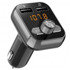 NEU OBSTARO Bluetooth Fm Transmitter for car /Wireless in-car Bluetooth Receiver MP3 Player /Radio Adapter car kit